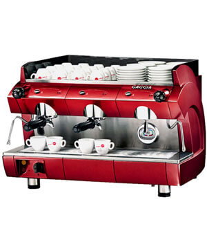 Gaggia GD red (2GR) 380 V