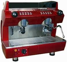 Gaggia GD Compact red 2Gr