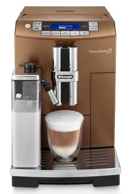 DeLonghi ECAM 26.455 BWB кофемашина