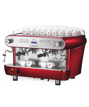 Gaggia Deco D red (2Gr)