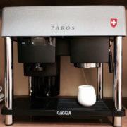 Кофеварка Gaggia Paros: фото 2