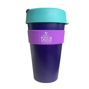 Keep Cup Barista School Deep Purple L