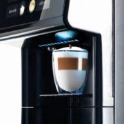 Кофеварка SAECO PHEDRA EVO CAPPUCINO 9GR black: фото 2