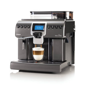 Кофеварка SAECO AULIKA FOCUS V2 ANTRACITE