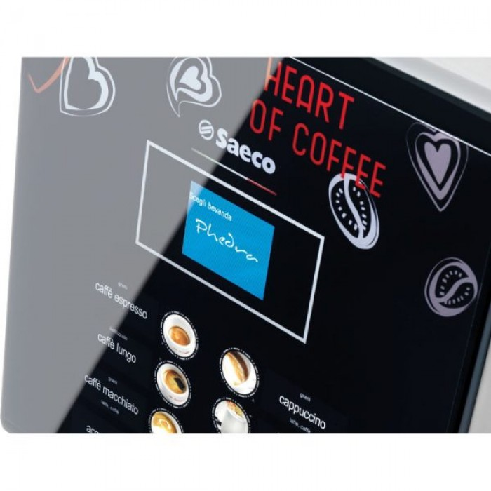 SAECO IPER AUTOMATICA STD выбор напитка