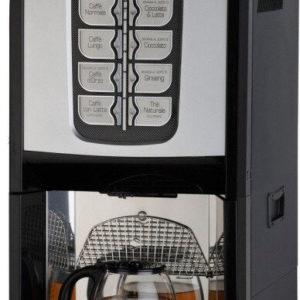 Кофеварка SAECO VE PHEDRA TTT 9GR 230/50 2S 1P SCH AB