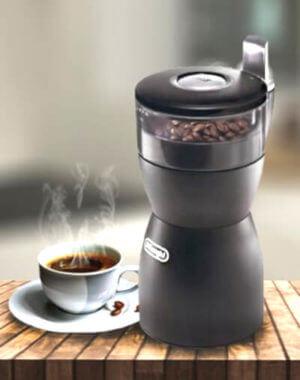Кофемолка Делонги