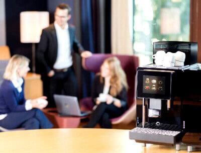 Кофемашина для офиса