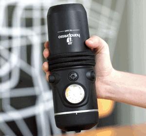 Портативная кофеварка handpresso