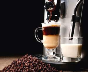 Кофемашина для молотого кофе