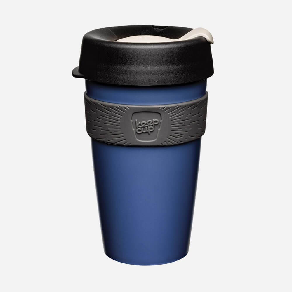 Чашка «KeepCup»Large» Storm 454 мл
