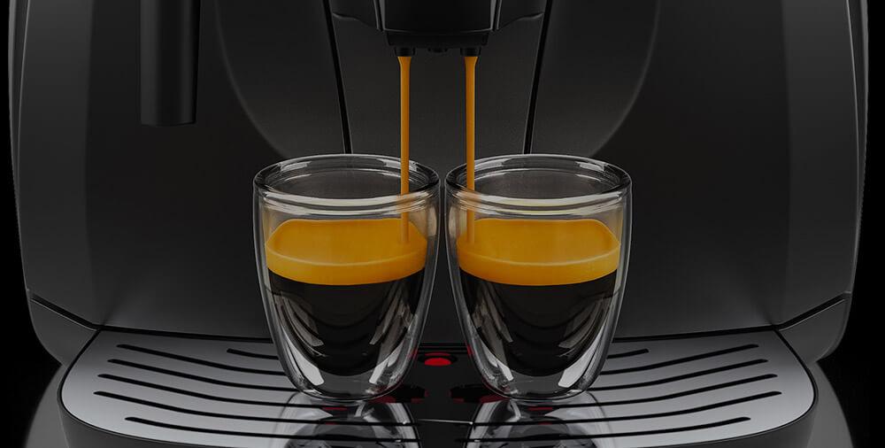 GAGGIA BESANA BLACK двойной эспрессо