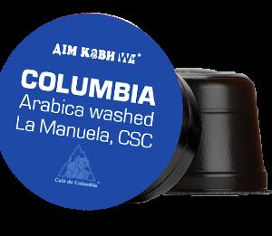 Кофе в капсулах Дом кофе «Columbia» Capsules