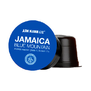 Кофе в капсулах «Jamaica Blue Mountain» Capsules