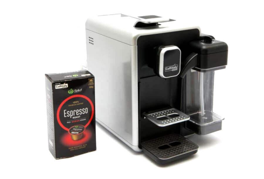 Купить кофемашину Caffitaly System