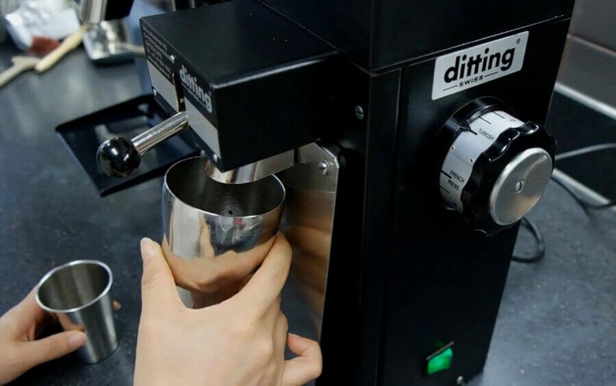 Купить Ditting кофемолку