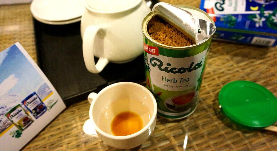 Чай Рикола