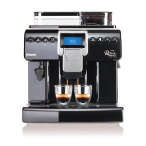 Кофеварка SAECO ROYAL GRAN CREMA BLACK
