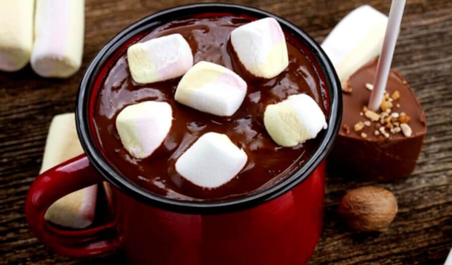 Купить горячий шоколад
