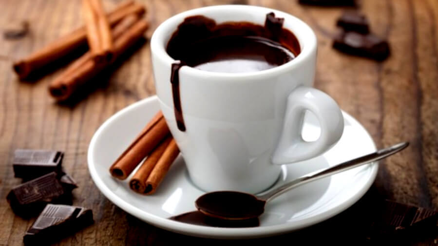Горячий шоколад Caotina