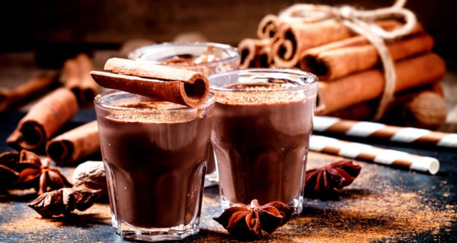 Рецепт вкусного какао Caotina