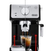 Кофеварка Delonghi ECP33.21.BK: фото 2