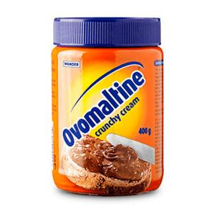 Шоколадная паста Ovomaltine cranchy Cream