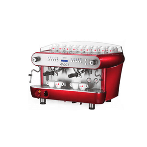 Кофеварка Gaggia Deco D red (2Gr)