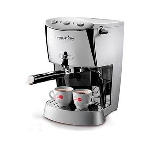 Кофеварка Gaggia Evolution espresso silver
