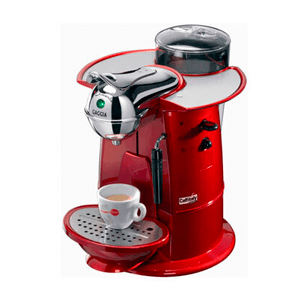 Кофеварка Gaggia LAmante red