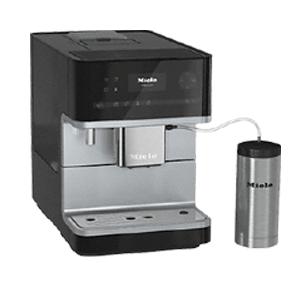 Кофеварка MIELE Соло CM6350 GRGR gray