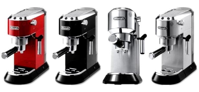 Бренды кофеварок