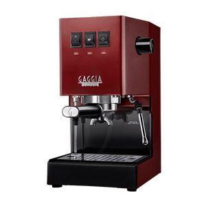 Кофеварка  GAGGIA NEW CLASSIC CHERRY RED