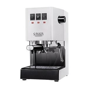 Кофеварка  GAGGIA NEW CLASSIC POLAR WHITE 230V