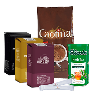 Набор «Не скучай-пей кофе и чай»