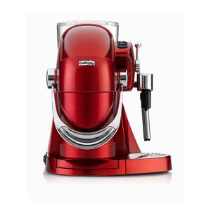 Капсульная кофеварка Caffitaly Nautilus s06sh Red автомат