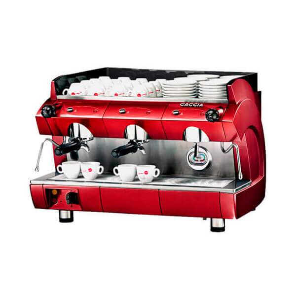 Gaggia GD red (2GR) 380 V 600