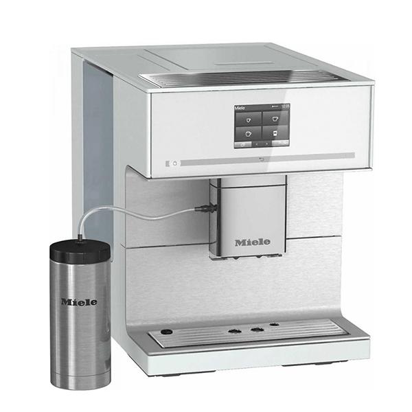 Кофеварка MIELE Соло CM 7350 BRWS white