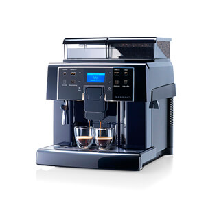 Кофеварка SAECO AULIKA EVO BLACK 230/50 SCH