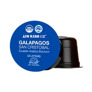 Кофе в капсулах Дом кофе  «Galapagos» Capsules