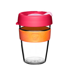 Чашка «KeepCup»Mediuml» Clear Kauri 340мл