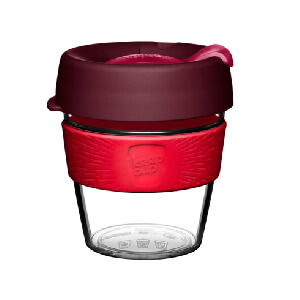 Чашка «KeepCup»Small» Clear Kangaroo Paw 227 мл