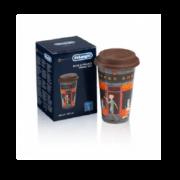 "Керамічна термочашка Delonghi ""COFFEE SHOP"": фото 2"