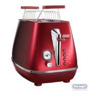 Delonghi тостер CTI2103.R: фото 3