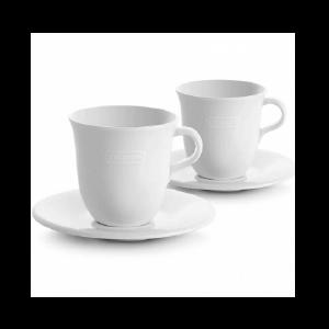Набор чашек фарфор Delonghi cappuccino  (2 шт)