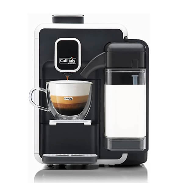 Caffitaly Bianca S22 white 600 0