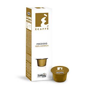 Кофе в капсулах Caffitaly Ecaffe Prezioso, шт