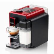 Капсульная кофеварка Caffitaly Bianca S22 red: фото 2