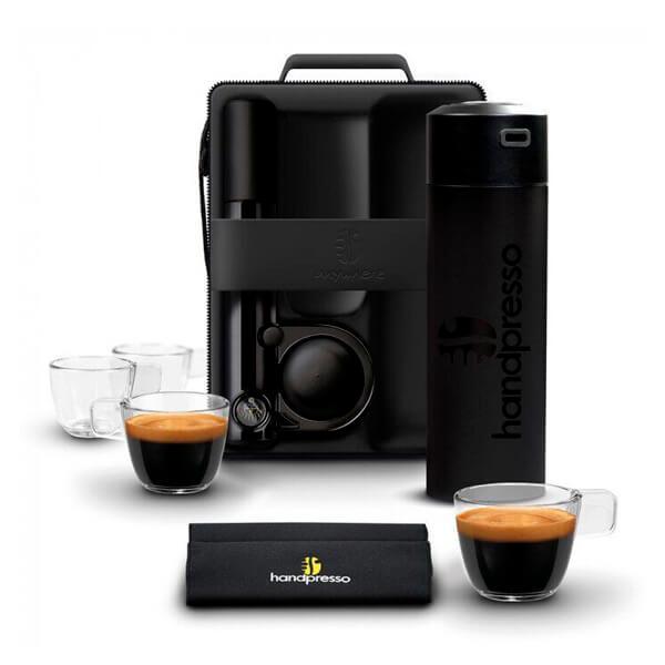 Handpresso Pump set Black 600