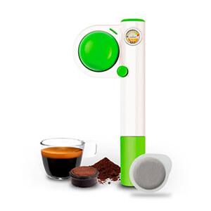 Handpresso Wild Hybrid Green